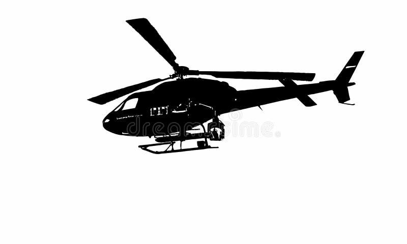 chopper illustrazione di stock