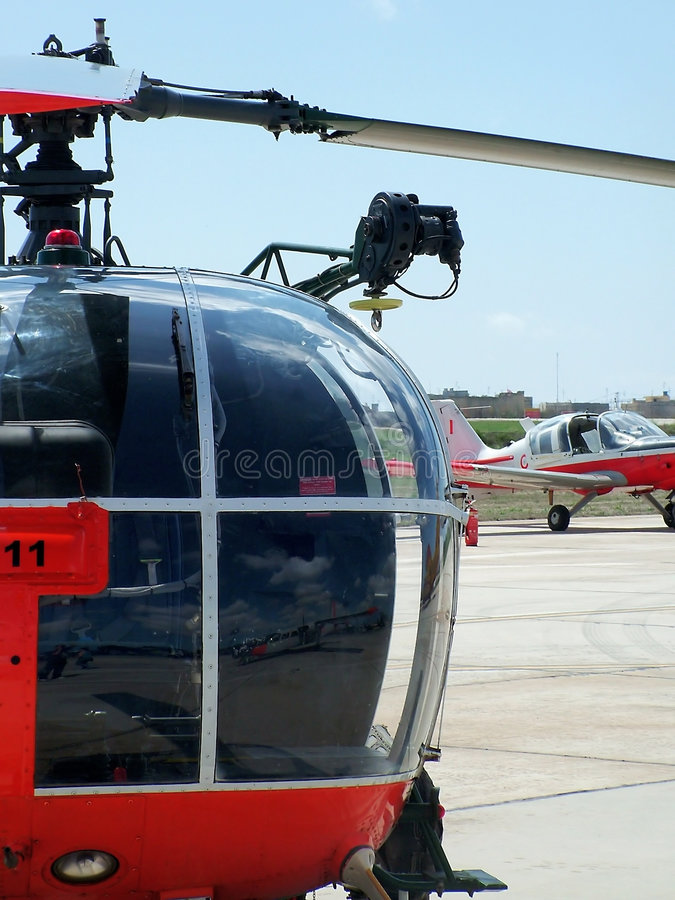 Download Chopper Rescue Royalty Free Stock Image - Image: 1331716