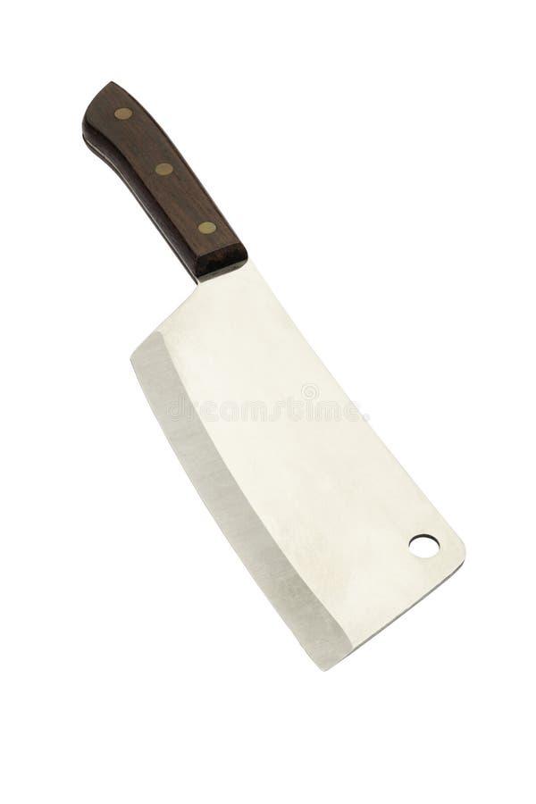 Chopping knife. stock photo