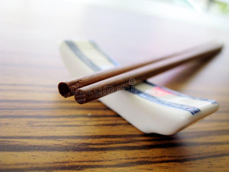 Chopstick imagem de stock