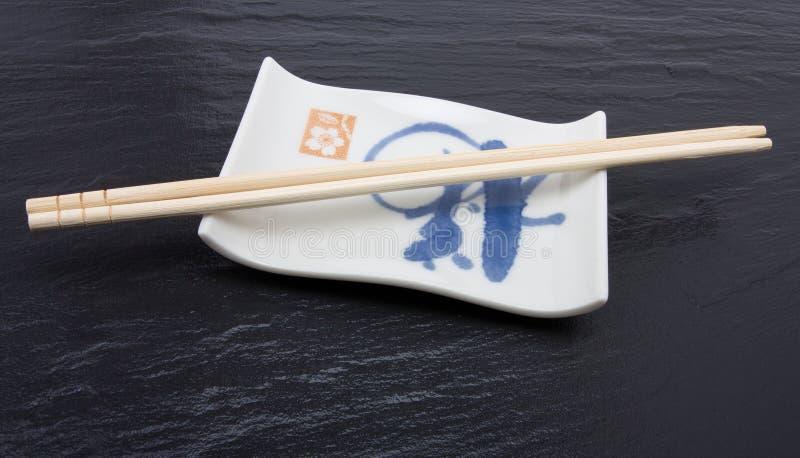 chopsticks στοκ εικόνα με δικαίωμα ελεύθερης χρήσης