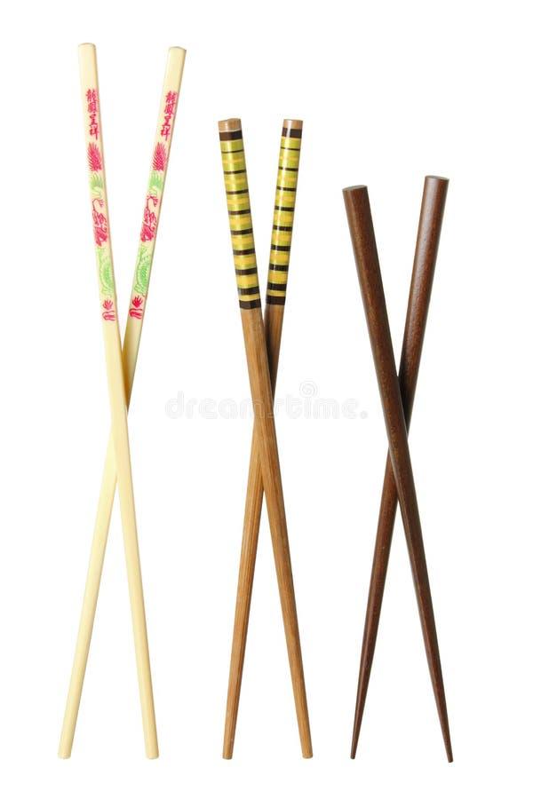 Chopsticks fotografia royalty free