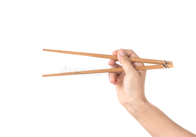 chopsticks obraz stock