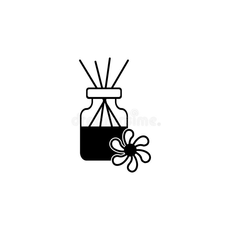 chopsticks flavorings ikona Element zdrój ikona Premii ilości graficzny projekt Znaki i symbol inkasowa ikona dla stron interneto royalty ilustracja