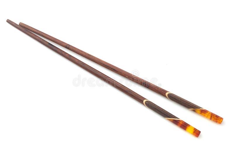 Chopsticks isolados fotos de stock royalty free