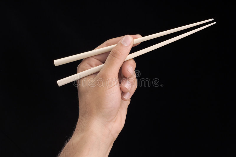 Chopsticks1 fotografia stock