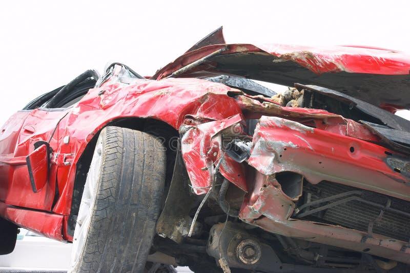Choque de coche 2 imagenes de archivo