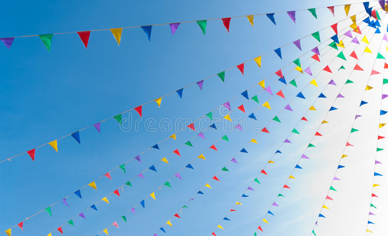 chorągiewek flaga zdjęcie royalty free