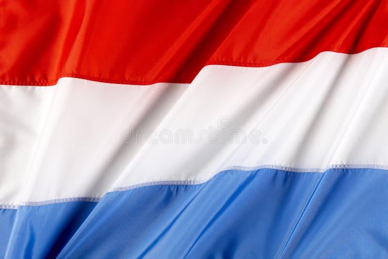 chorągwiany Luxembourg obraz royalty free