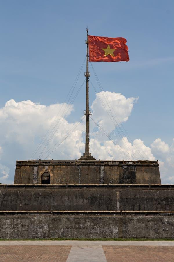chorągwiany portret Vietnam obraz royalty free