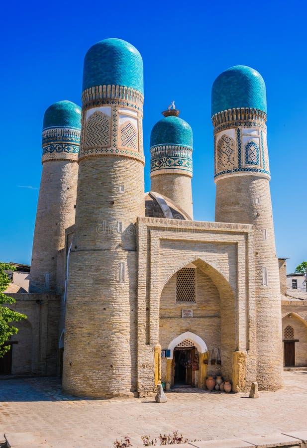 Chor nieletni w Bukhara, Uzbekistan obrazy royalty free