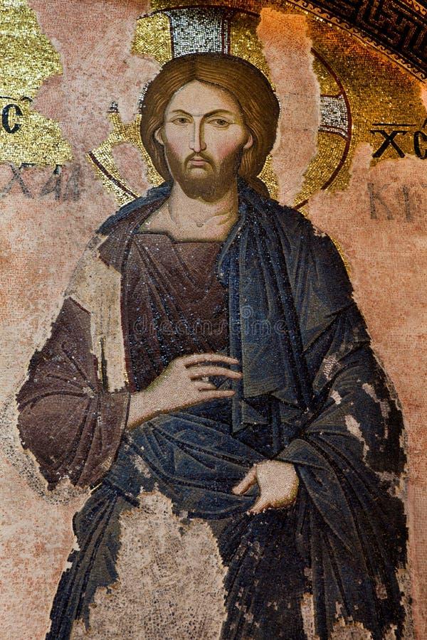 CHORA, Kariye-Kirche oder Museum, ISTANBUL, die TÜRKEI lizenzfreie stockfotos