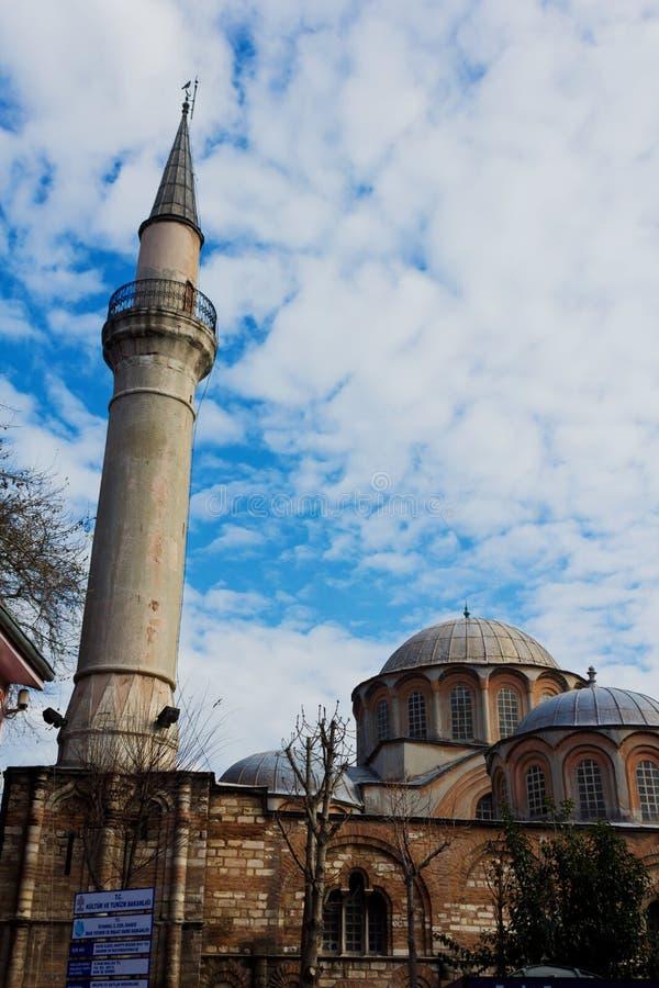 Chora Kirche in Istanbul lizenzfreie stockbilder