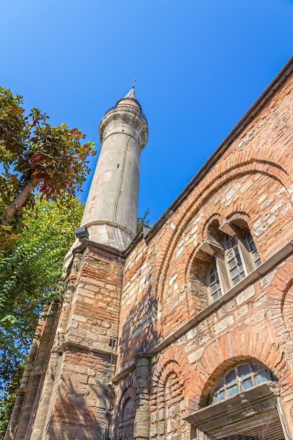 Chora-Museum - Kirche, Istanbul stockbild