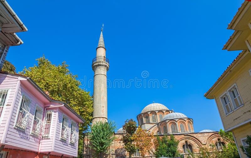 Chora-Museum - Kirche, Istanbul lizenzfreie stockfotografie