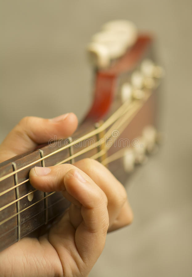 Download Chord stock image. Image of tuning, string, finger, play - 36926133