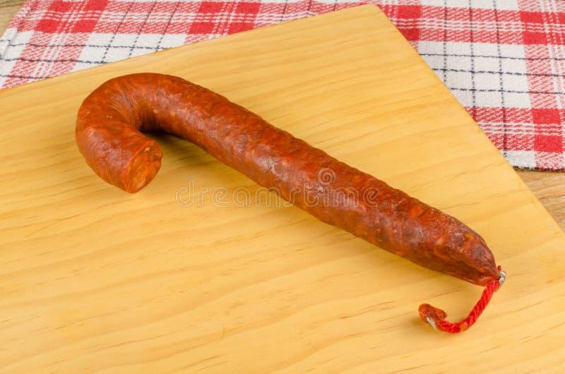 Download Chorizo stock foto. Afbeelding bestaande uit horizontaal - 39114578