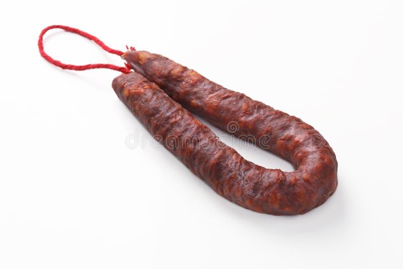 Chorizo espagnol photos stock