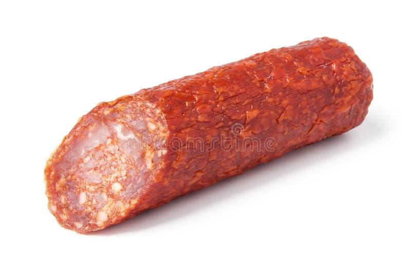 Chorizo spagnolo immagine stock