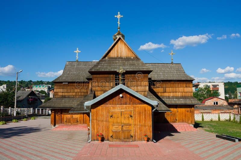 chortkiv Ουκρανία στοκ φωτογραφία με δικαίωμα ελεύθερης χρήσης