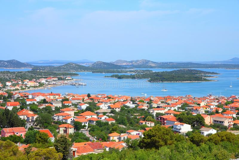 Chorwacja, Murter - obraz royalty free