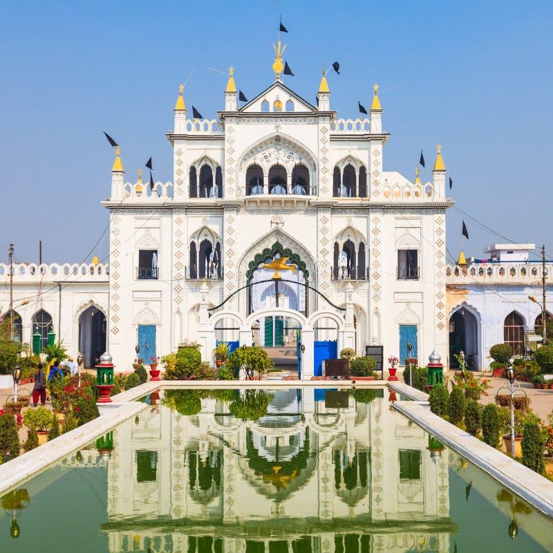 Chota Imambara, Лакхнау стоковые изображения rf