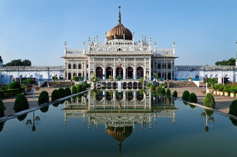 Chota Imambara - Lucknow στοκ φωτογραφία με δικαίωμα ελεύθερης χρήσης