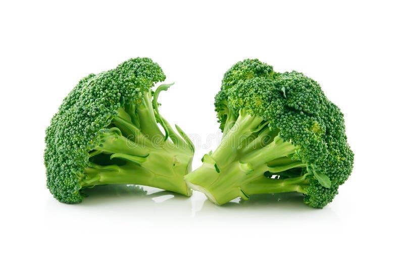 Chou de broccoli photographie stock libre de droits