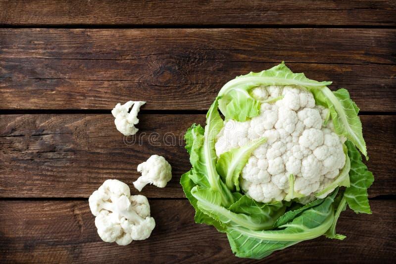 Download Chou-fleur photo stock. Image du sain, cuisine, fleur - 77161950