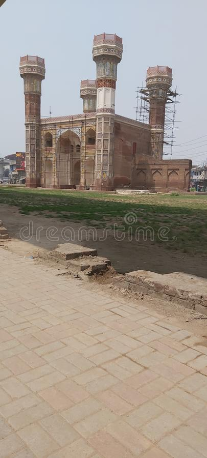 Chouburgi Lahore Πακιστάν στοκ εικόνες με δικαίωμα ελεύθερης χρήσης