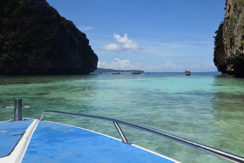 Chowana laguna w Tajlandia zdjęcie stock