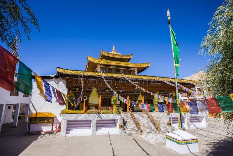 Chowkhang Gompa 免版税库存图片