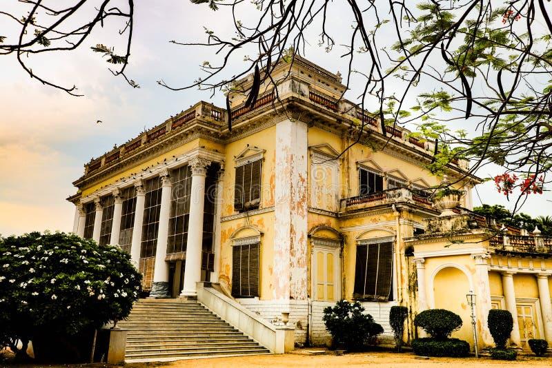Chowmahalla宫殿,海得拉巴 库存图片