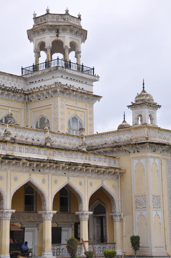 Download Chowmahalla Palace In Hyderabad, India Stock Image - Image: 26219217