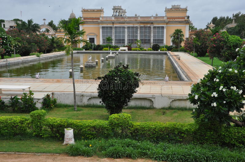 Download Chowmahalla Palace In Hyderabad, India Stock Image - Image: 26219483