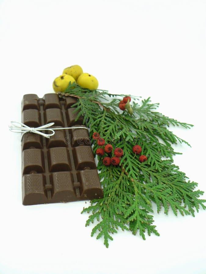 chriastmas chocolate