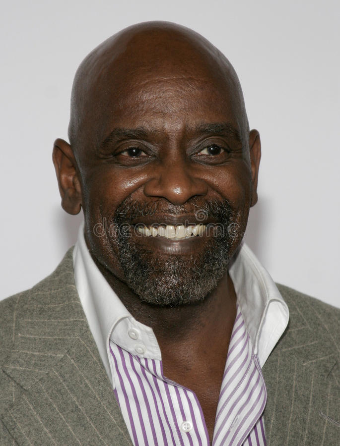 Chris Gardner. HOLLYWOOD, CALIFORNIA. Thursday December 7, 2006. Chris Gardner attends the Los Angeles Premiere of The Pursuit of Happyness held at the Mann stock image