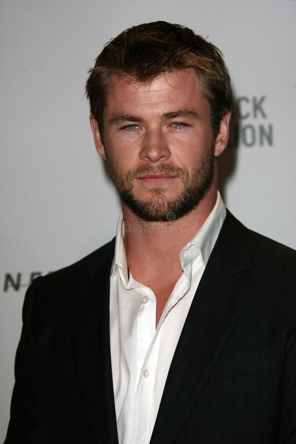 Download Chris Hemsworth redaktionelles stockfoto. Bild von d0 - 26356463