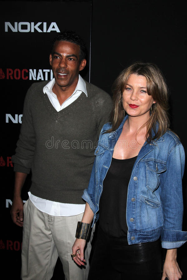 Download Chris ivery, Ellen Pompeo editorial photography. Image of grammy - 23475197