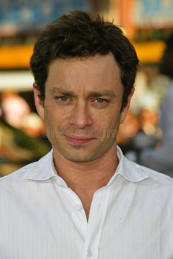 Chris Kattan. At the world premiere of Warner Bros. Batman Begins, Chinese Theater, Hollywood, CA 06-06-05 royalty free stock photography