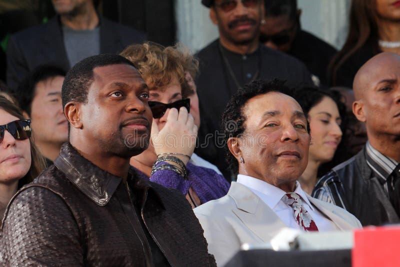 Chris Tucker, Michael Jackson, Smokey Robinson