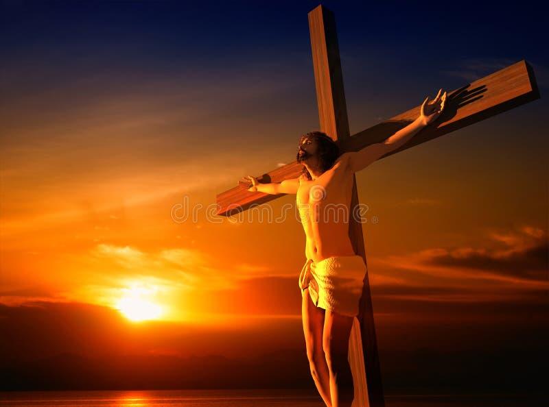 The Christ stock photo