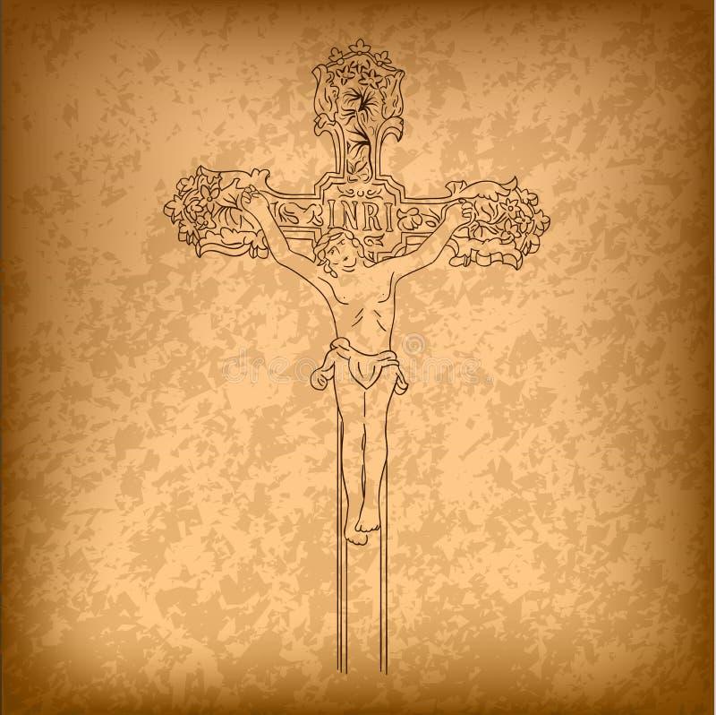 Christ vektor abbildung