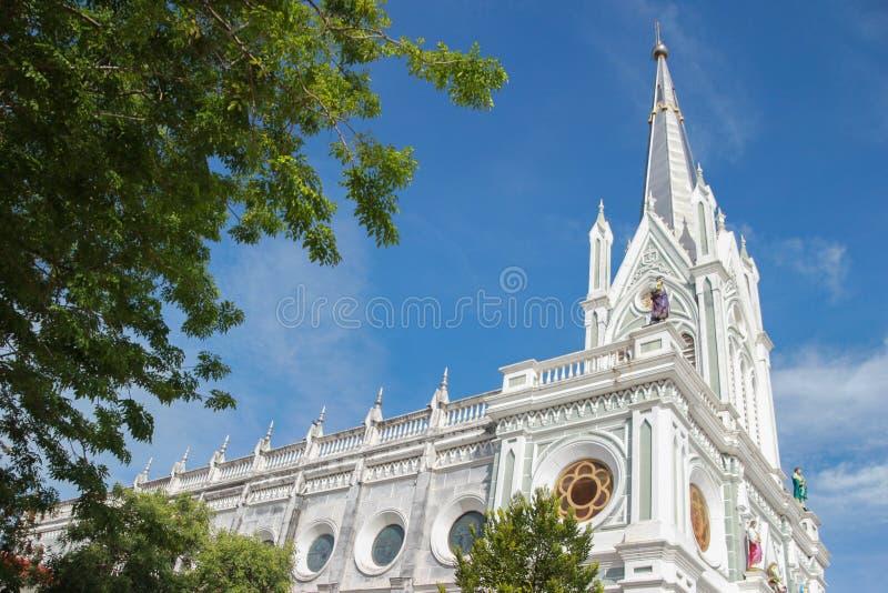 Christ Church Amphawa, Thailand Religion. Christ Church royalty free stock images