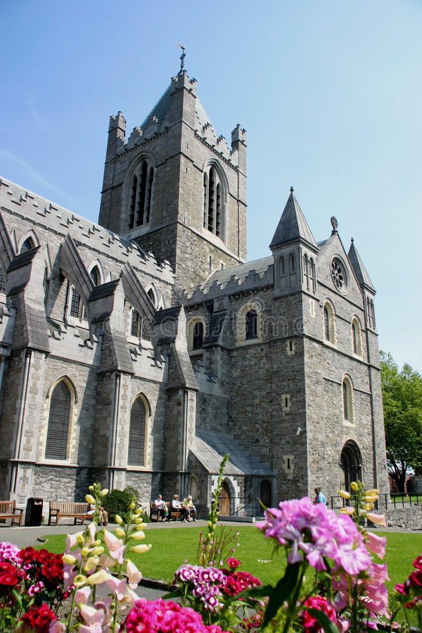 Free Christ Church Cathedral Dublin Royalty Free Stock Photos - 850318
