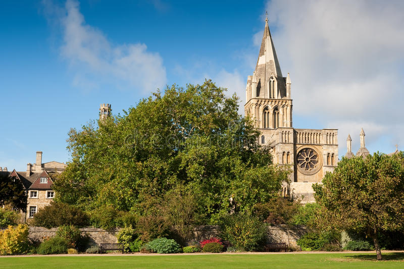 Download Christ Church College. Oxford, England Stock Photo - Image: 11581240