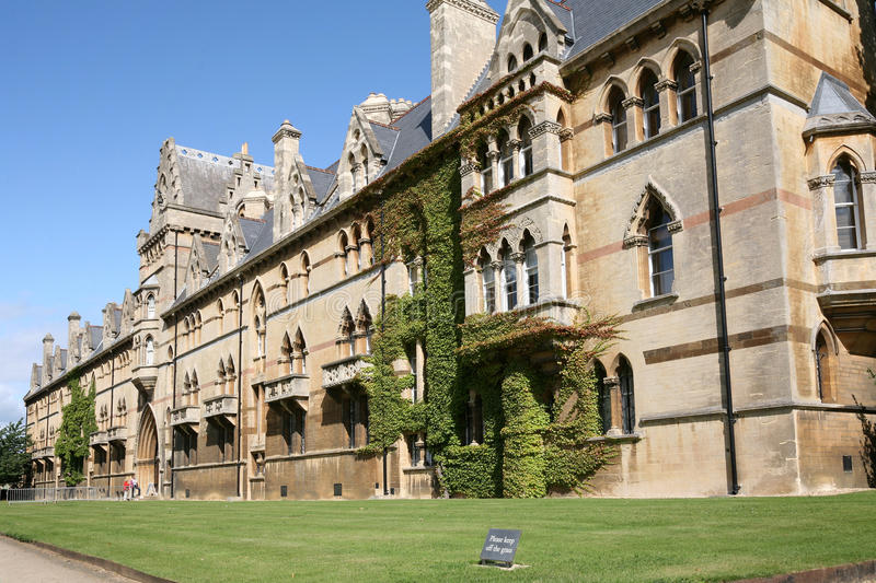 Download Christ Church College, Oxford University Stock Photos - Image: 10632373