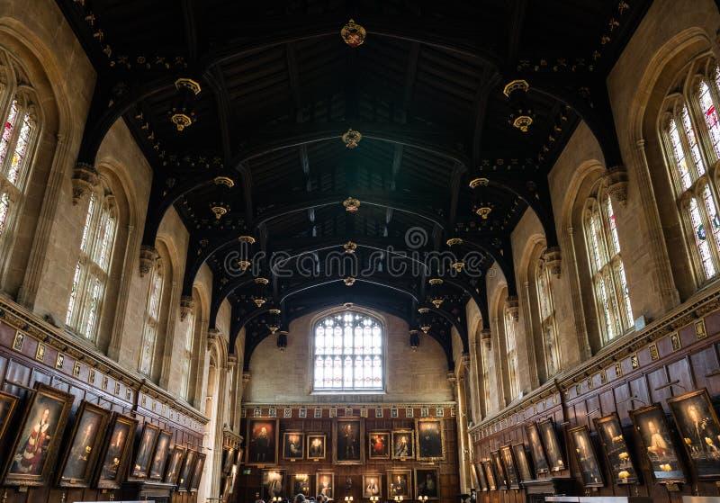 Cattedrale Di Cristo Universita Di Oxford Regno Unito Fotografia Stock Editoriale Immagine Di Monumento Europa 161938353