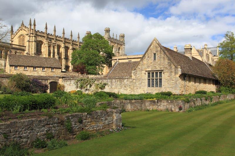 Christ Church In Oxford Stock Photo