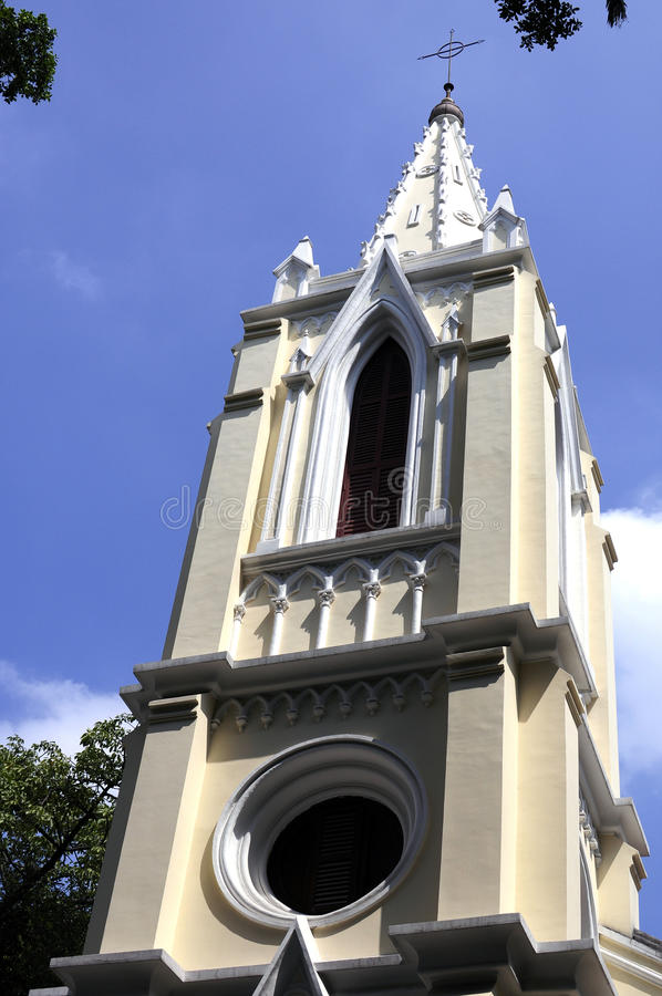 Christ church tower